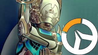 Heróis misteriosos TEMPLO DAS SYMMETRAS - Overwatch!