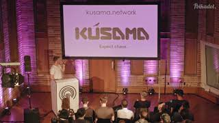 Arjan Zijderveld presents Running Polkascan for Kusama at DOTCon0.5