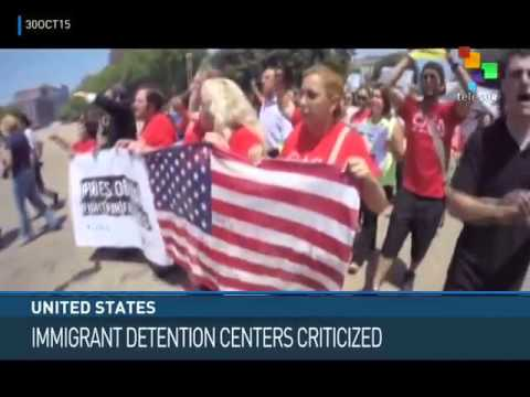 USA: Immigration Detention Centers Criticized
