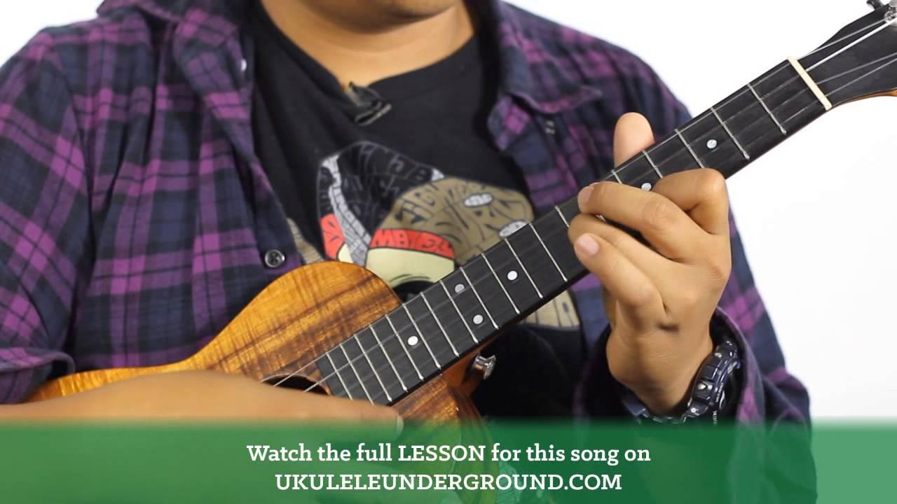 Hi'ilawe (Solo Ukulele Lesson) - Ukulele Underground