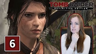 TRAPPED AGAIN?   Tomb Raider Definitive Edition PS4 Gameplay Walkthrough Part 6