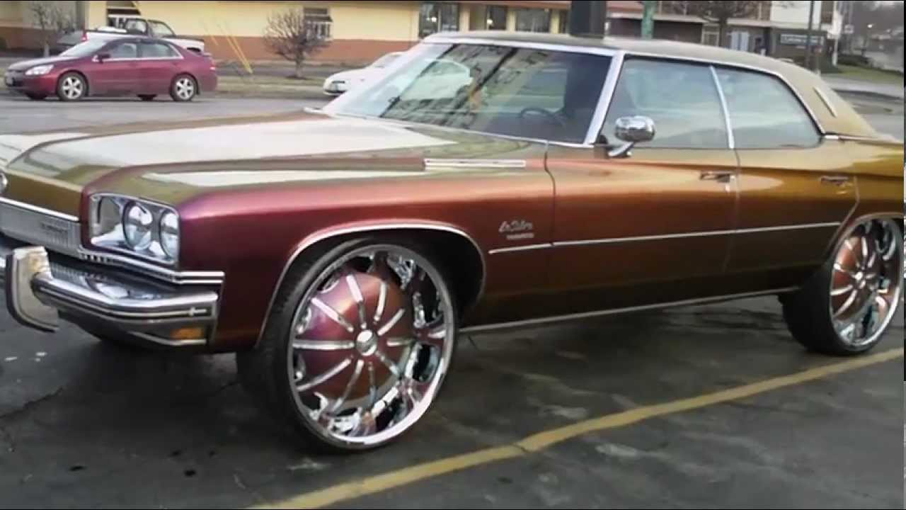 Buick Lesabre On 28 Rockstarrs Hd Youtube