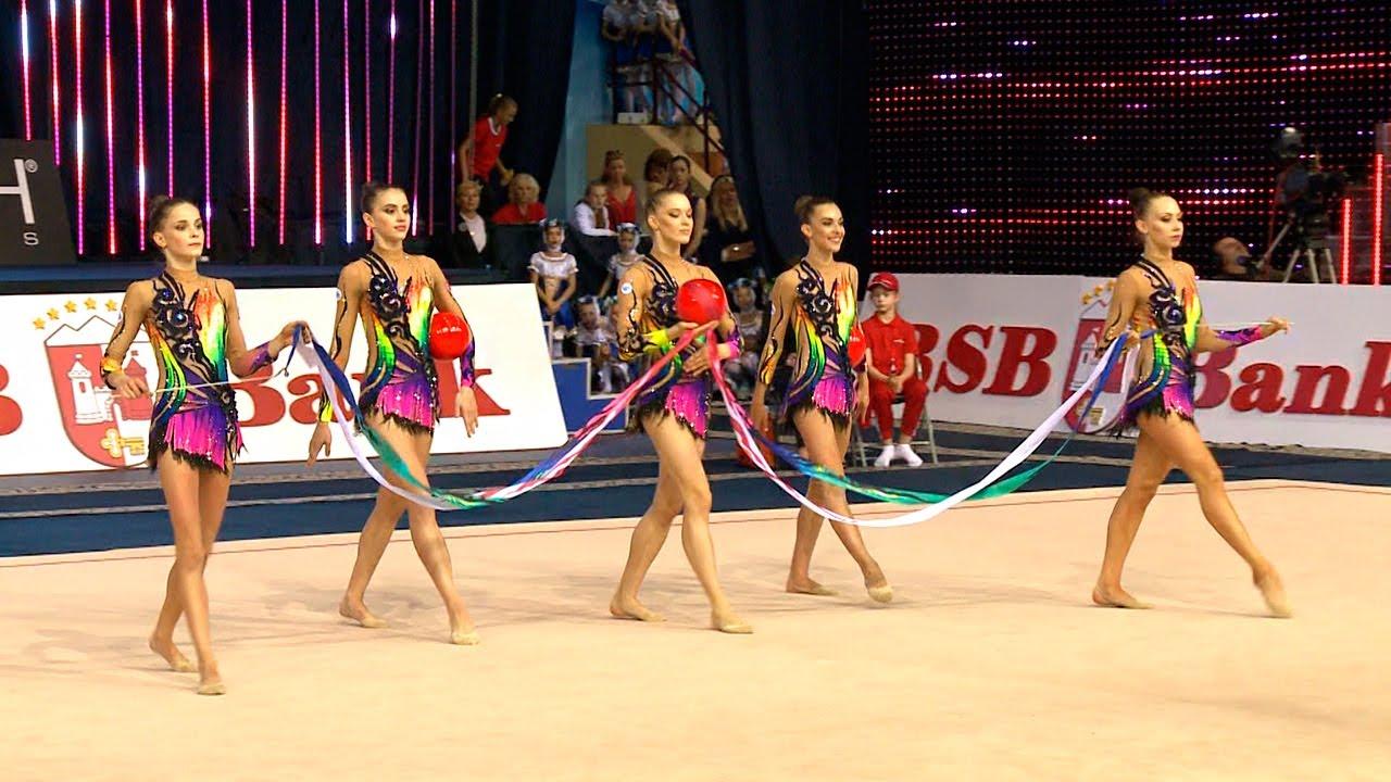 Соревнования  Художественная гимнастика для Вас