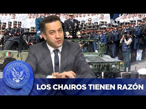 LOS CHAIROS TIENEN RAZÓN - EL PULSO DE LA REPÚBLICA