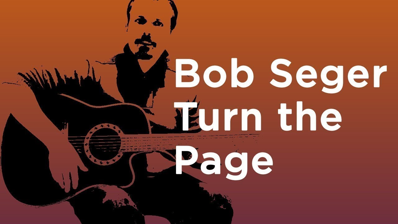 Bob Seger Turn The Page Guitar Lesson How To Play Easy