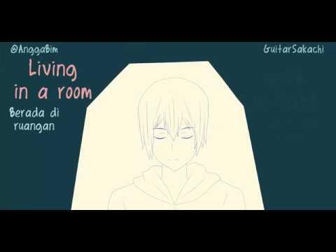 Cider Girl サイダーガール「Fourside Moonside」Animation Indonesian + English Lyric by GuitarSakachi