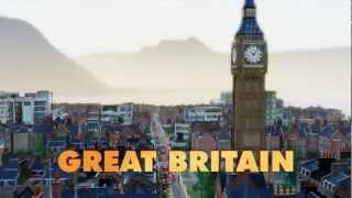 SimCity | SimCity Shows Off Three Major Landmarks