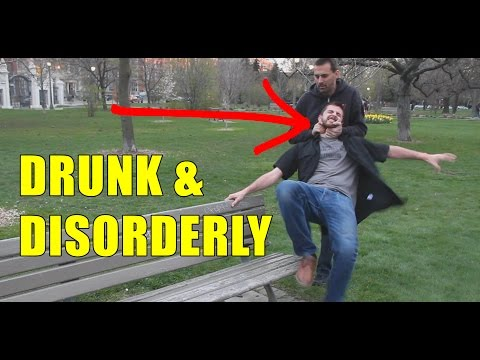 Drunk and Disorderly | Get COMPLETE Control FAST!