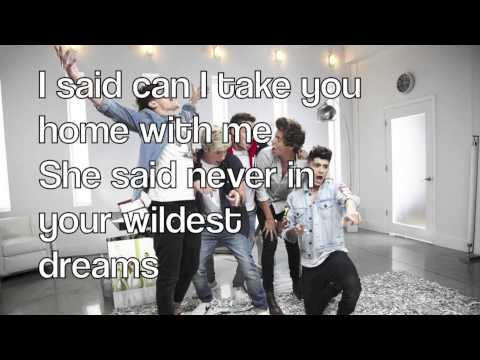 Piano Karaoke/Instrumental - Best Song Ever - One Direction with lyrics