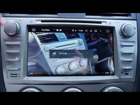 Quick DIY Install Toyota Camry Android 5.1.1 Navigation Multimedia Unit – Joying Aliexpress