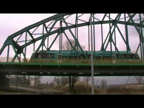 Most Fordoński Im. Rudolfa Modrzejewskiego W Bydgoszczy