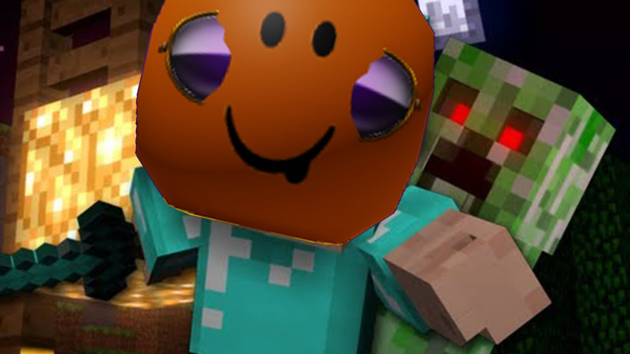 i forced people to sing creeper, aw man. then blew them up
