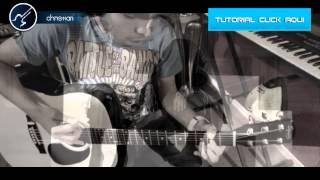 No te Apartes de Mi VICENTICO Cover Guitarra Tutorial Acordes