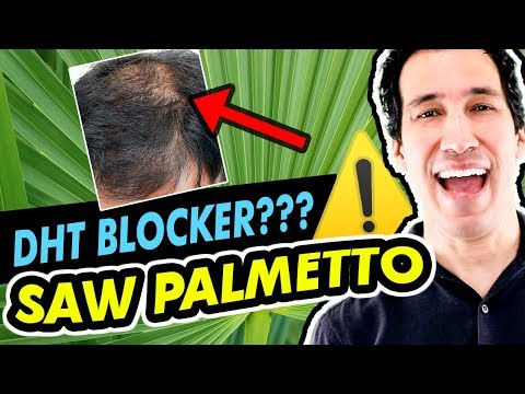Saw Palmetto for Hair Loss How it Works DHT Blocker Benefits