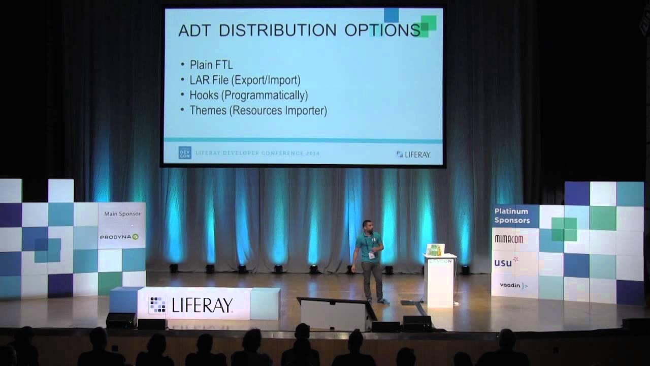 liferay templates free - liferay devcon 2014 application display templates real