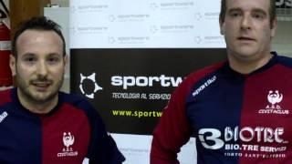 Intervista con  Michele Scoli e  Alessandro Sbrescia (Cluana Civita Club)