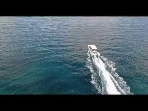 Virgin Islands Nice | Fast Boat in Clear Virgin Islands Water