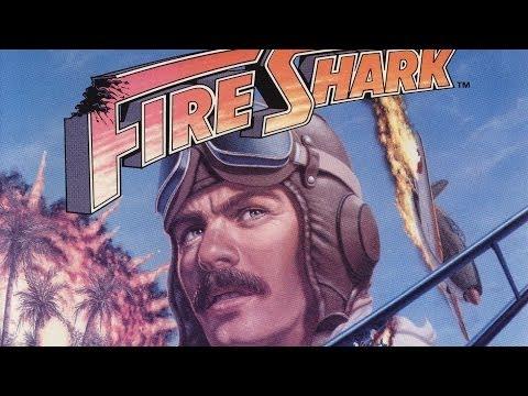 Classic Game Room - FIRE SHARK review for Sega Genesis thumbnail