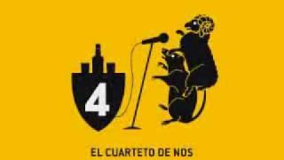 Cuarteto De Nos - Soy un Capon
