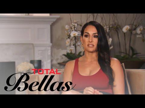 Nikki Bella Can't Decide Who Will Walk Her Down the Aisle | Total Bellas | E!