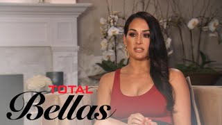 Nikki Bella Can't Decide Who Will Walk Her Down the Aisle | Total Bellas | E!