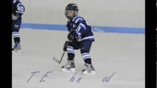 Derek Nelson Squirt Hockey Polar Bears