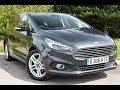 Used Ford S-Max 2.0 Tdci 180 Titanium 5dr Guard Metallic 2016