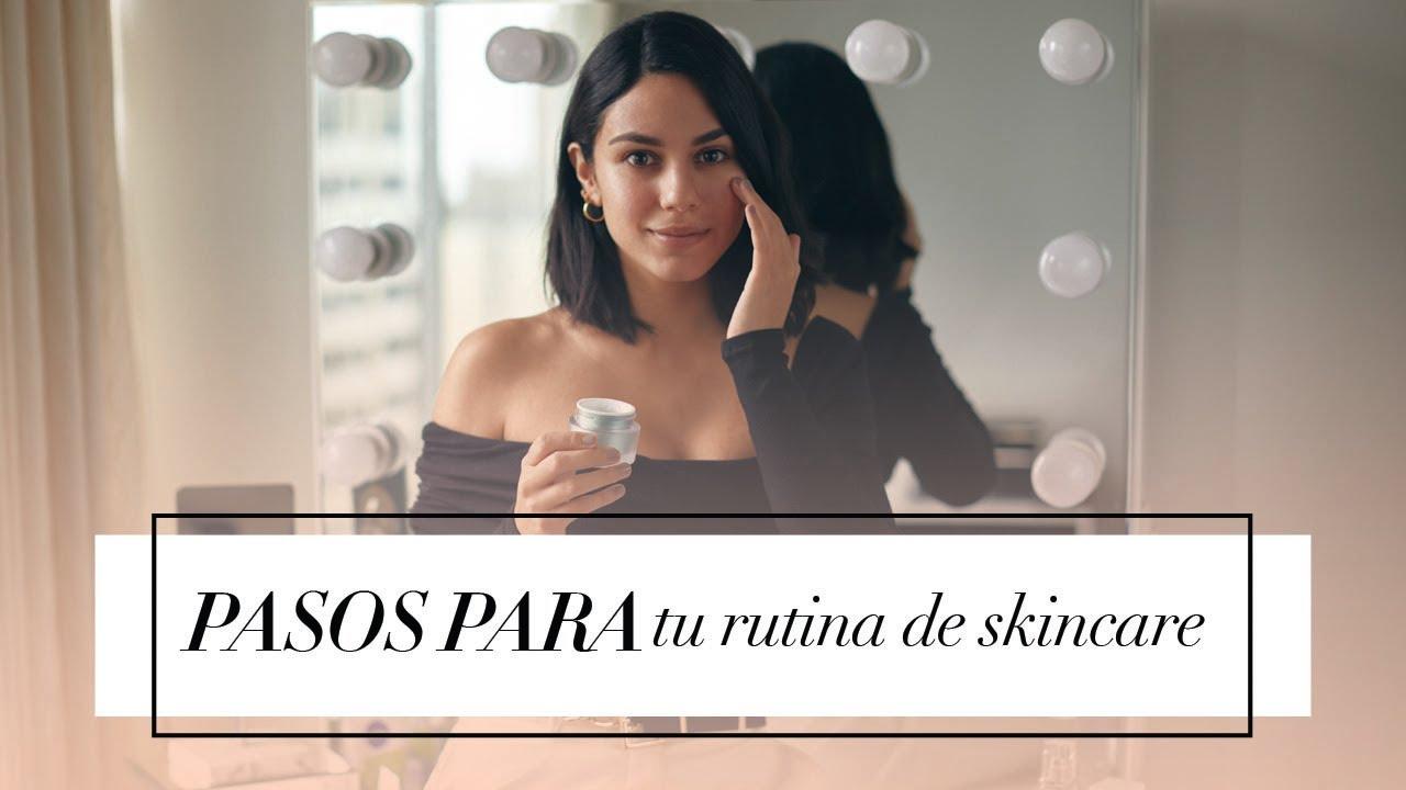 PASOS BÁSICOS PARA TU RUTINA DE SKINCARE - cuidado de piel
