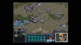[2003.01.10] 2002 Panasonic배 온게임넷 스타리그 8강 A조 5경기 (개마고원) 홍진호(Zerg) vs 베르트랑(Terran)