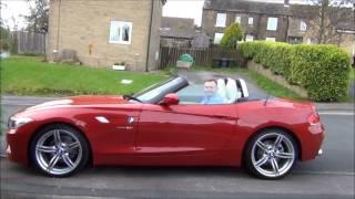 Picking up my BMW Z4