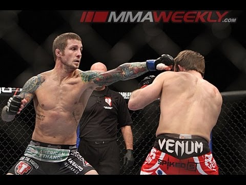"""Eddie Wineland """"You Have to Fight Every Fight Like 'They're Going to Cut Me'"""""""