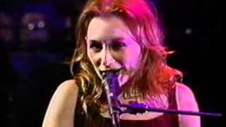 tori amos muhammad my friend  letterman 1996