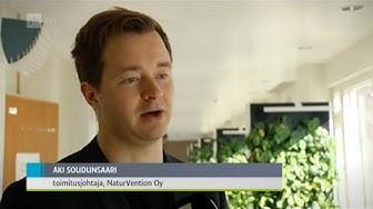 Naturvention – Yle Uutiset 20.4.2016