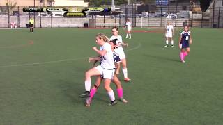 Girls Soccer-Varsity Game| Becton/Wallington vs. Lodi Immaculate 10/12/17