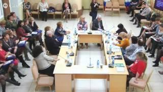Круглый стол ''Публичная библиотека в условиях оптимизации: федеральные и региональные аспекты''