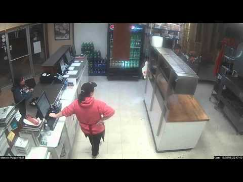 Assault At Marco's Pizza In Port Clinton