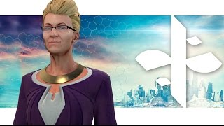 Civilization: Beyond Earth - Rising Tide gameplay: The first 100 turns with Firaxis