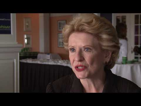 Senator Debbie Stabenow on Great Lakes Funding | MPC17 | Great Lakes Now