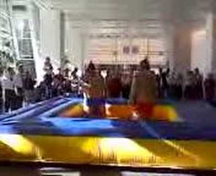 DNA Sumo Smackdown Match 2
