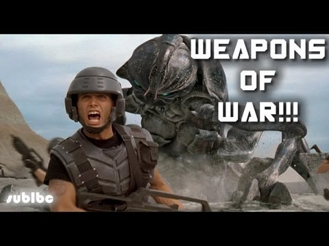 Weapons of WAR!!!