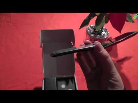 unboxing pl MOTOROLA GLEAM EX211 rozpakowanie po polsku