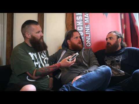 Hang The Bastard Interview Sonisphere Festival 2014