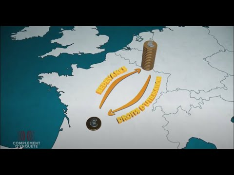 Replay AMAZON : les profits réalisés en Europe partent dans l'Etat du Delaware
