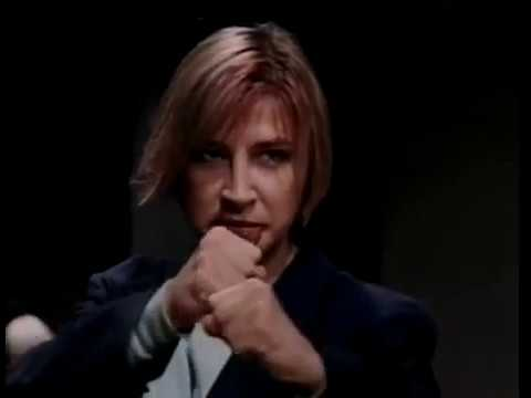 Cynthia Rothrock vs Richard Norton - YouTube