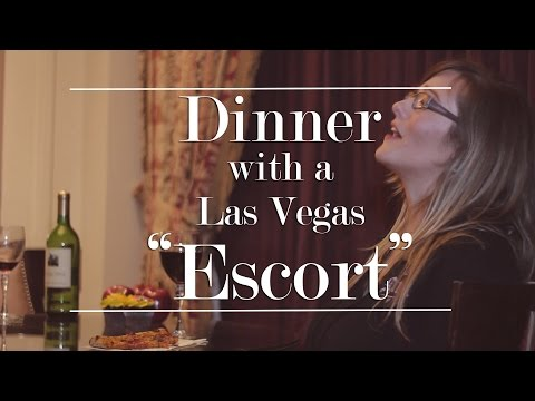 Dinner With a Las Vegas Escort  FOODBEAST ADVENTURE