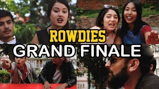 Himalaya Roadies Rising Through the Hell Parody   Grand Finale   Colleges Nepal