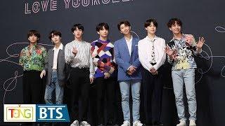BTS(방탄소년단) 'FAKE LOVE' Press Conference -Q&A- (LOVE YOURSELF 轉 Tear, 페이크 러브, 질의응답)