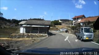 【車載動画】神石高原町を迷い路ウロウロ