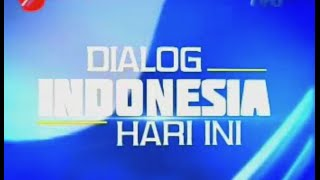 Peran TVRI Mengedukasi Publik - Dialog Indonesia Hari Ini - TVRI