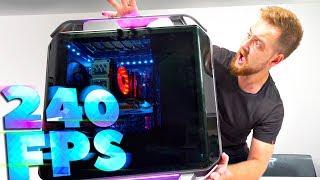 Игровой Компьютер 240 FPS!